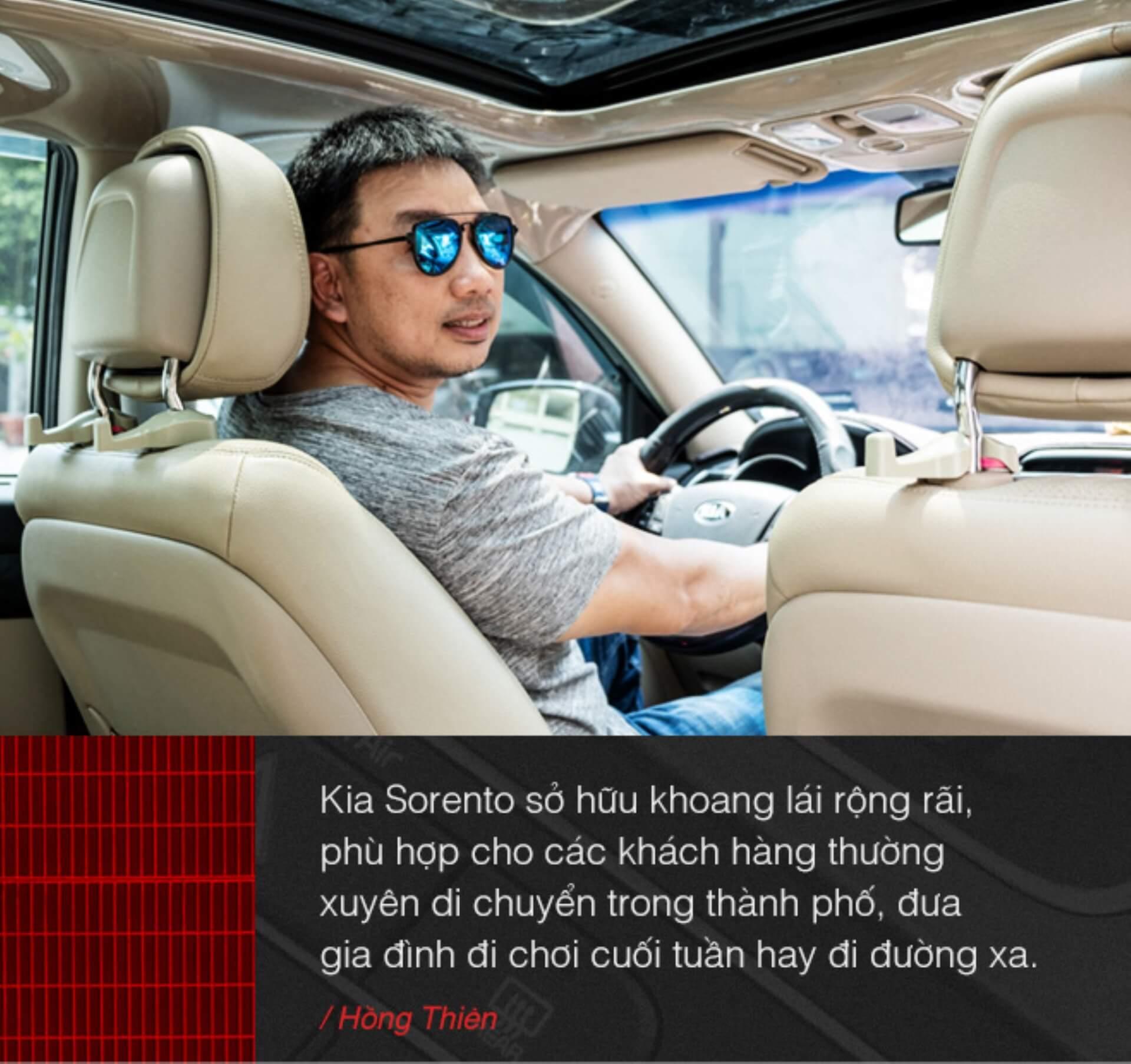 Kia Sorento - Xe Hàn Bền Bỉ & Giữ Giá